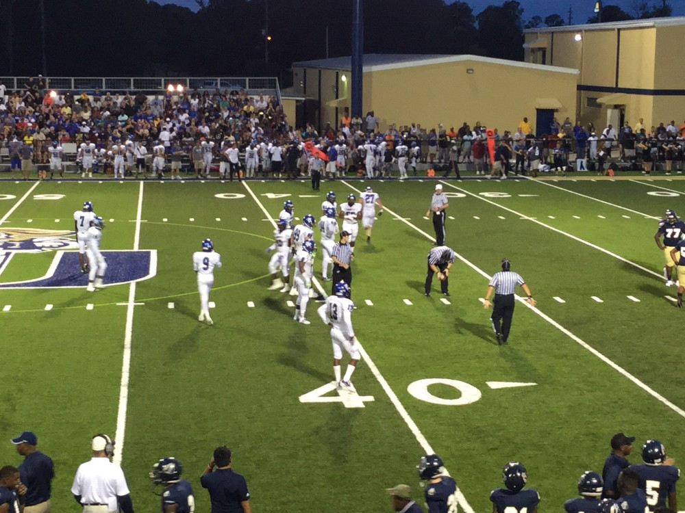 2015 Year In Review: Trinity Pulls Away Late to Defeat
