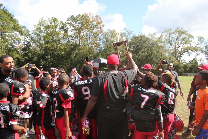 f30af29eb West Duval Sharks… First Time Junior Pee-Wee Champs!!