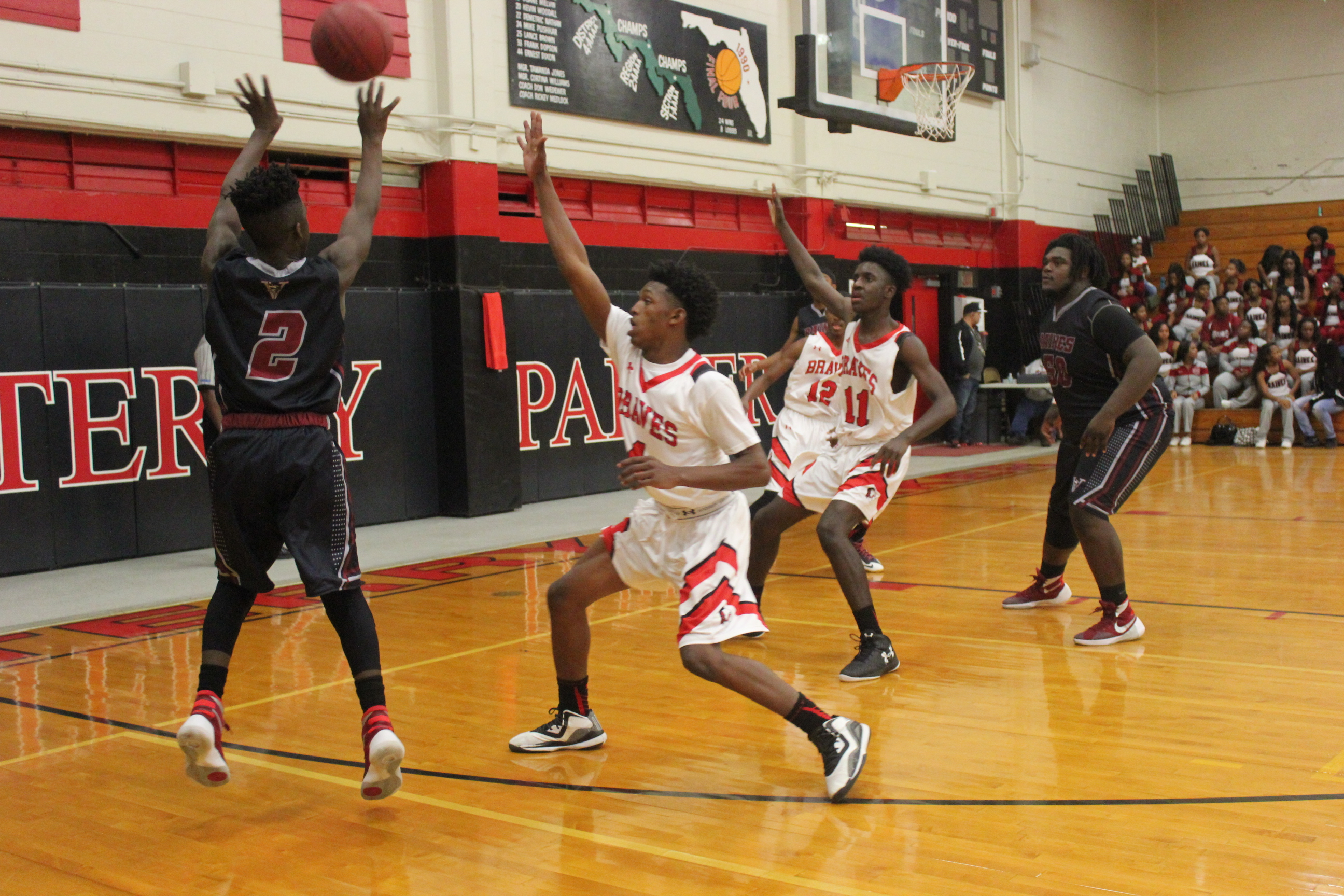 Terry Parker High School Basketball
