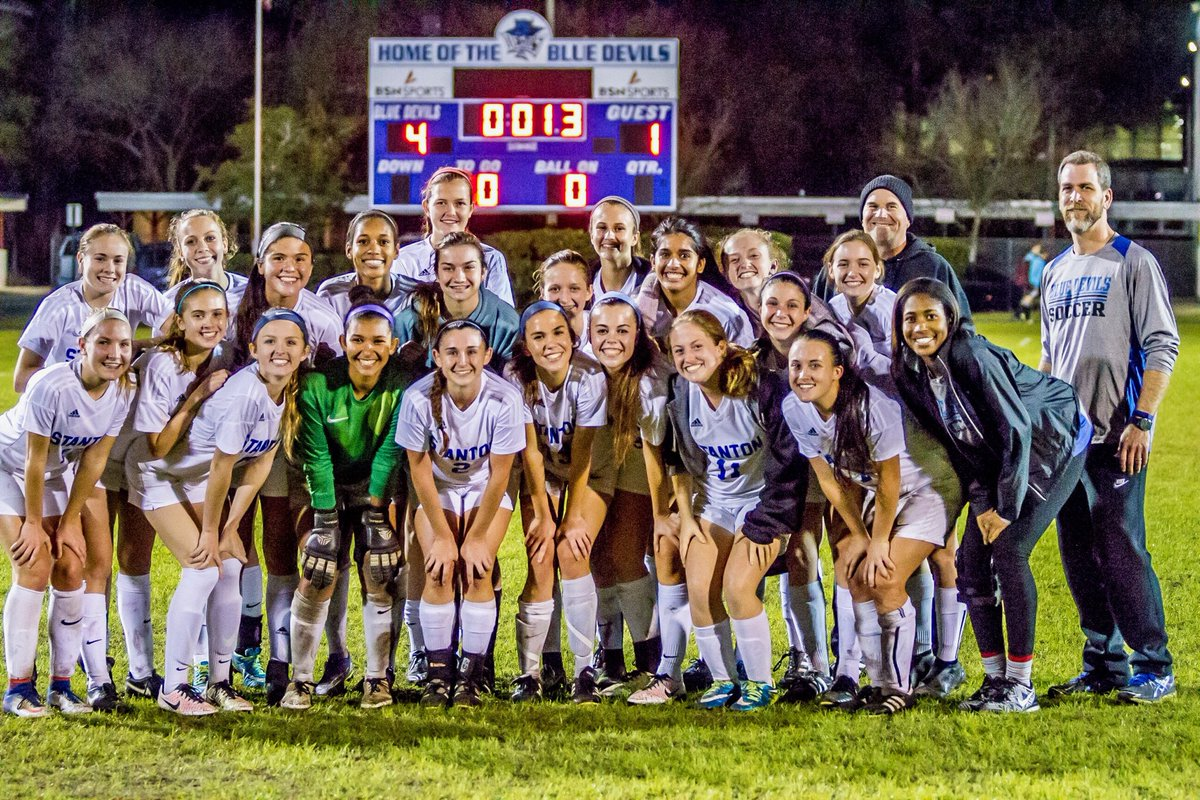 Stanton Girls Soccer