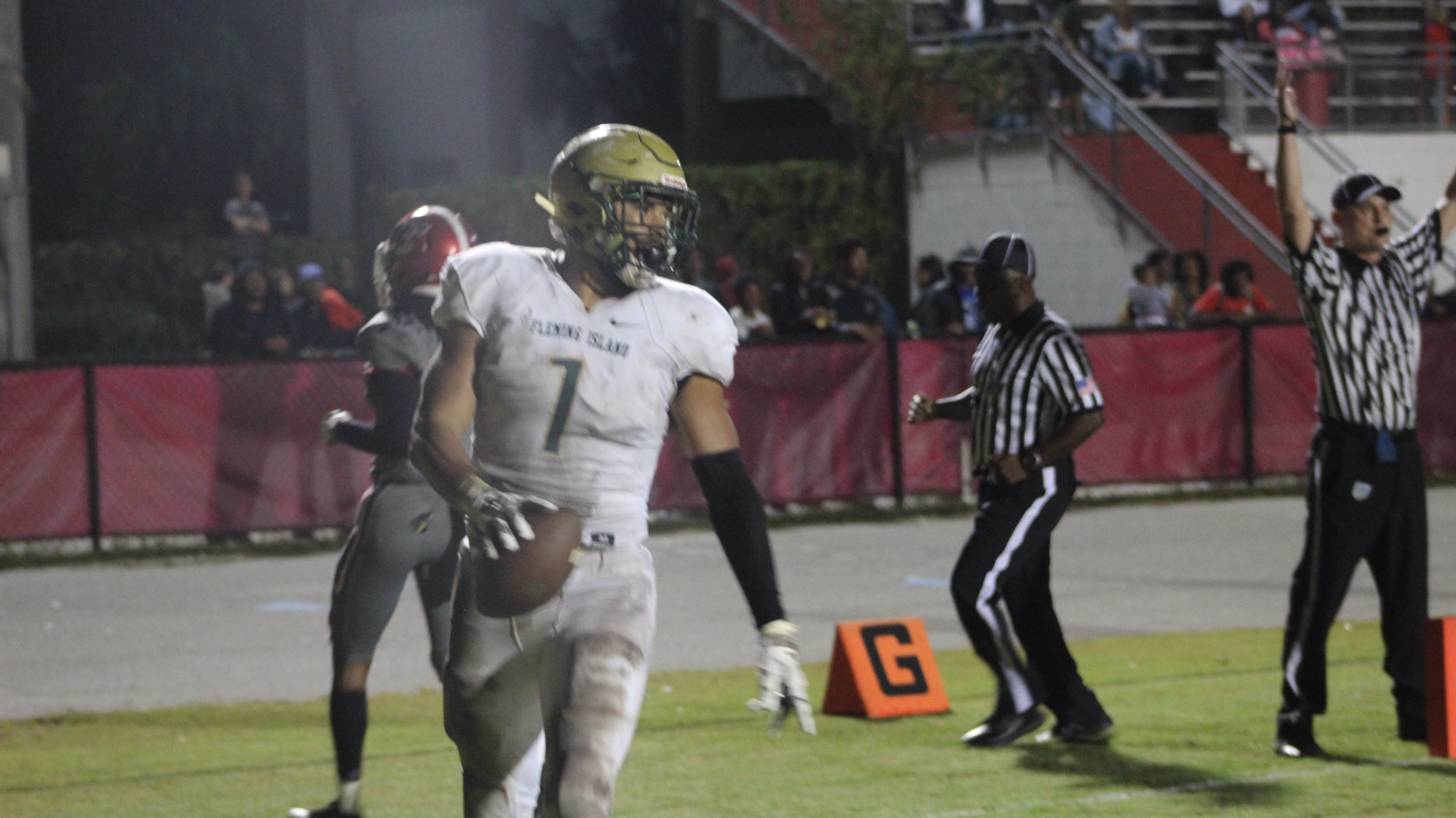 Fleming Island And Smenda Smote Edgewater In Playoff War Of Eagles